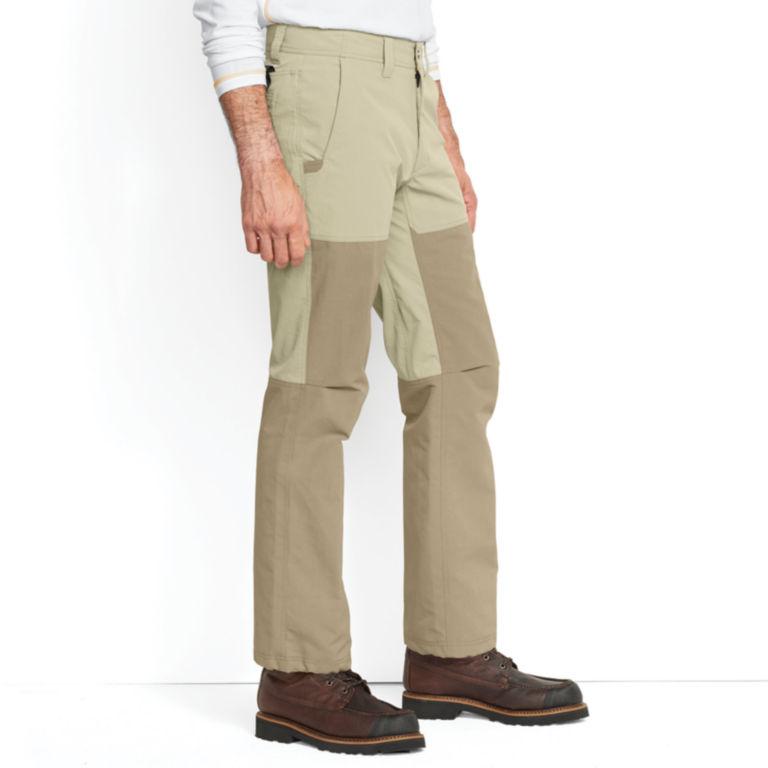 PRO LT Hunting Pants - SAND/DARK KHAKI image number 2