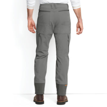 Upland Hunting Softshell Pants - SLATE/DARK SHADOW image number 3