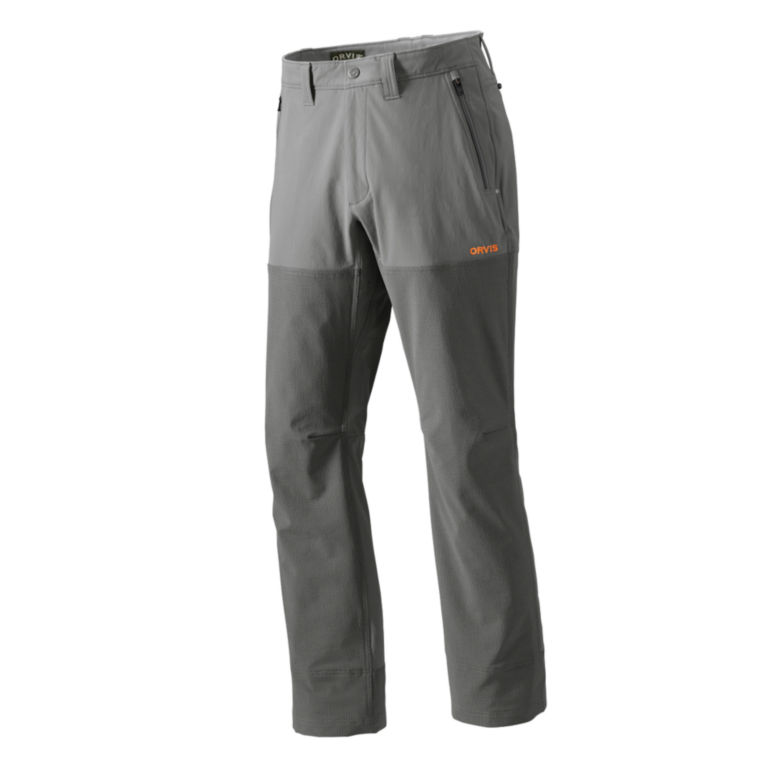 Upland Hunting Softshell Pants - SLATE/DARK SHADOW image number 4