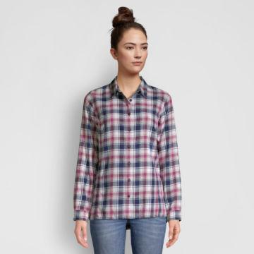Indigo Tech Woven Shirt -  image number 0