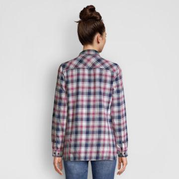 Indigo Tech Woven Shirt -  image number 2