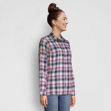 Indigo Tech Woven Shirt -  image number 1