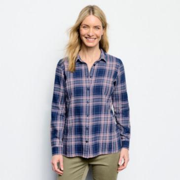 Indigo Tech Woven Shirt -