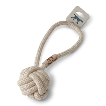 Natural Cotton Dog Tug Toy -
