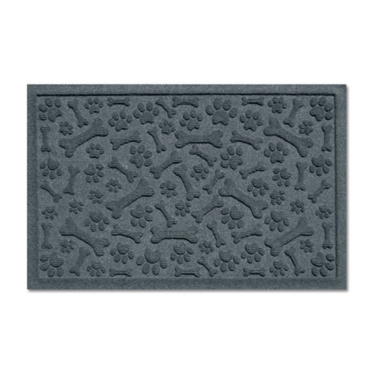 Paws and Bones Recycled Water Trapper® Mat -  image number 1