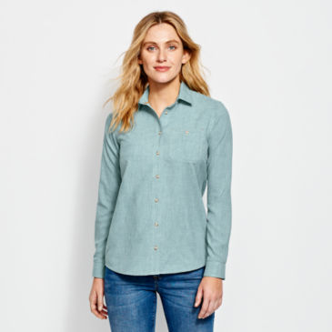 Women's Tech Chambray Work Shirt -