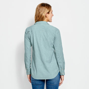 Women's Tech Chambray Work Shirt -  image number 2
