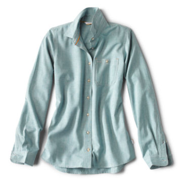 Women's Tech Chambray Work Shirt -  image number 5
