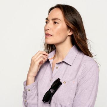 Women's Tech Chambray Work Shirt -  image number 3
