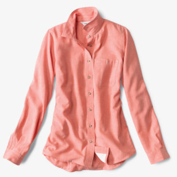 Women's Tech Chambray Work Shirt -