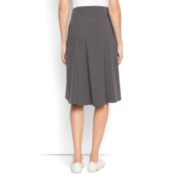 Everywhere Knit Skirt - GREY image number 1