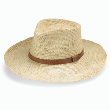 Stowaway Packable Panama Hat -  image number 0