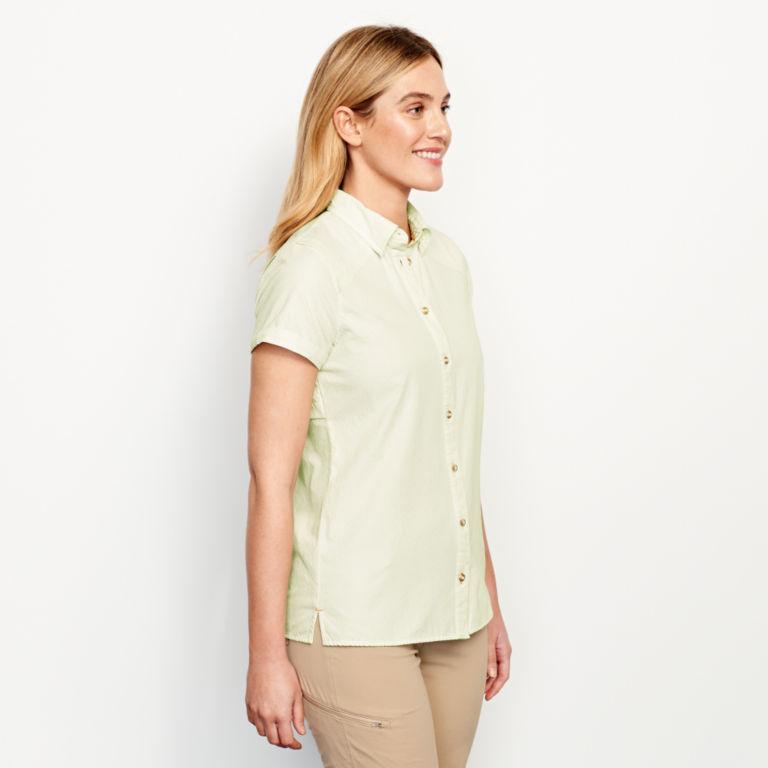 Women's Short-Sleeved Open Air Caster Shirt -  image number 1
