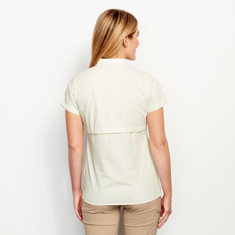 Women's Short-Sleeved Open Air Caster Shirt -  image number 2