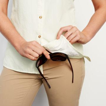 Women's Short-Sleeved Open Air Caster Shirt -  image number 4