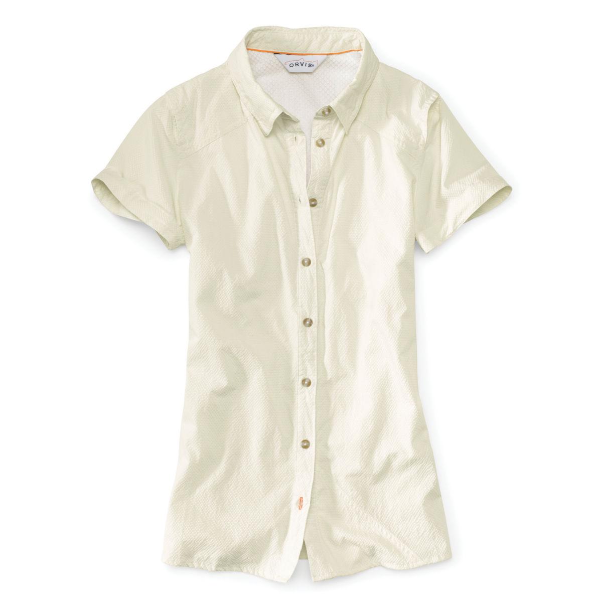 Women's Short-Sleeved Open Air Caster Shirt - image number 0