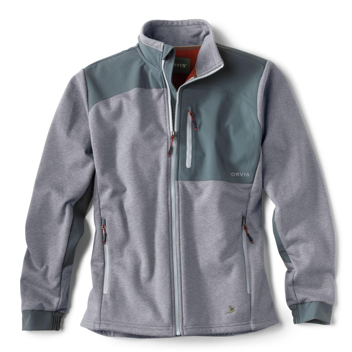 Hybrid Wool Fleece Jacket - image number 0