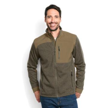 Hybrid Wool Fleece Jacket -  image number 1