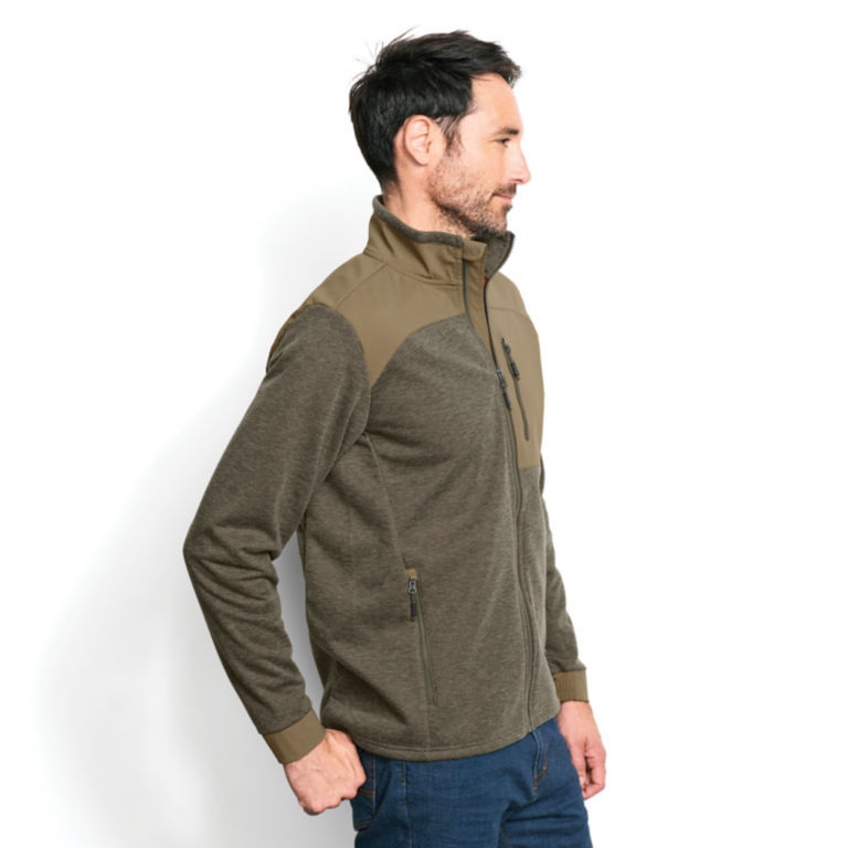Hybrid Wool Fleece Jacket -  image number 2