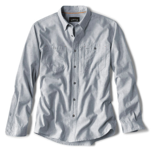 Flat Creek Shirt in Navy