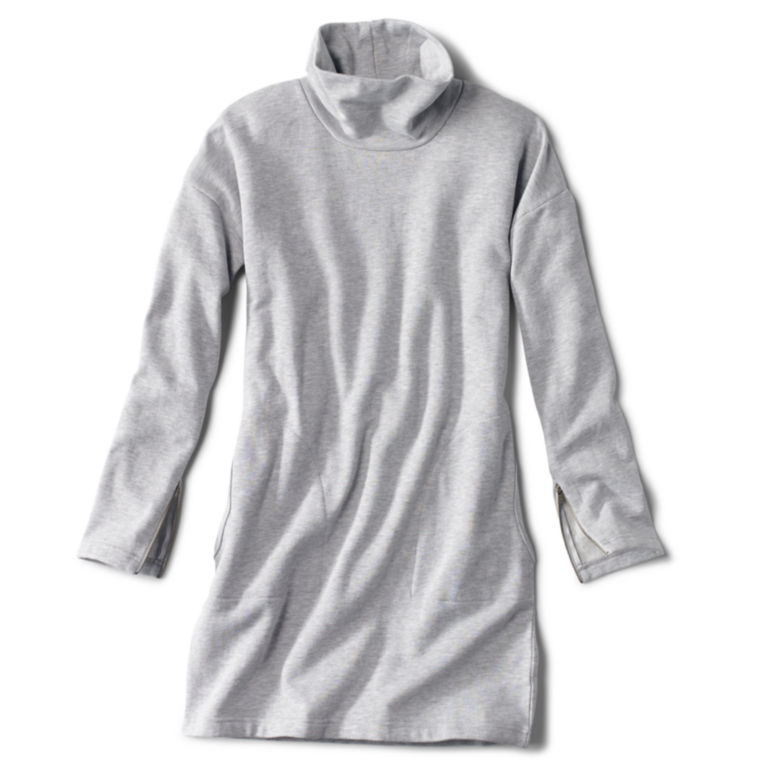 Signature Fleece Sweatshirt Dress -  image number 0