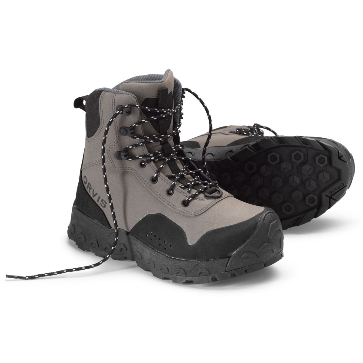 Women's Clearwater®  Wading Boots - Rubber Sole - GRAVELimage number 0