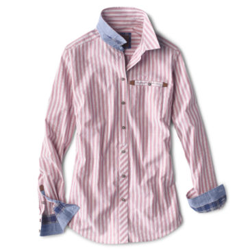 Classic Striped Shirt -