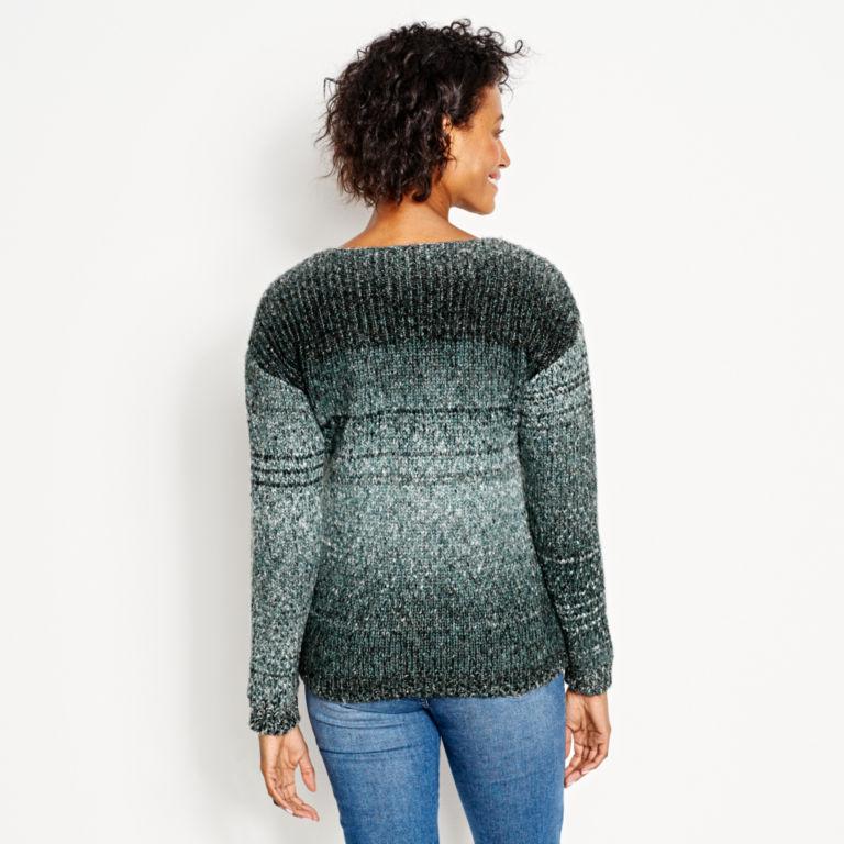 Ombré Artisan Crewneck Sweater -  image number 2