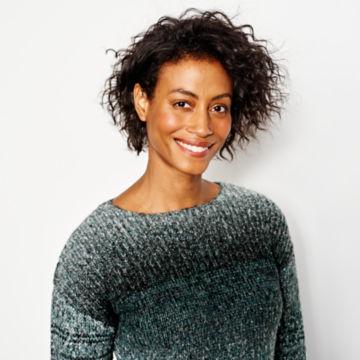 Ombré Artisan Crewneck Sweater -  image number 3