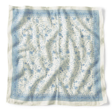 Cotton Square Bandana -  image number 1