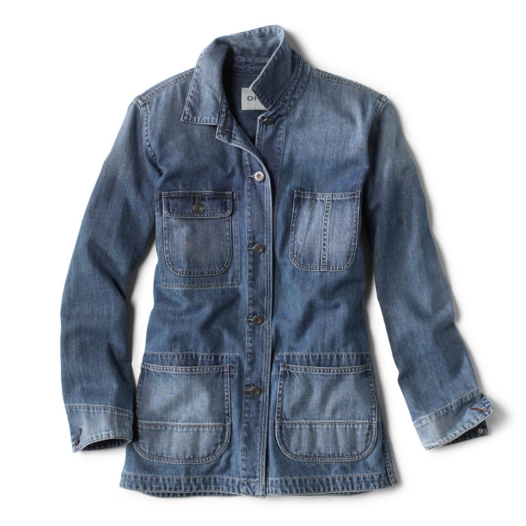 Denim Chore Jacket -  image number 3