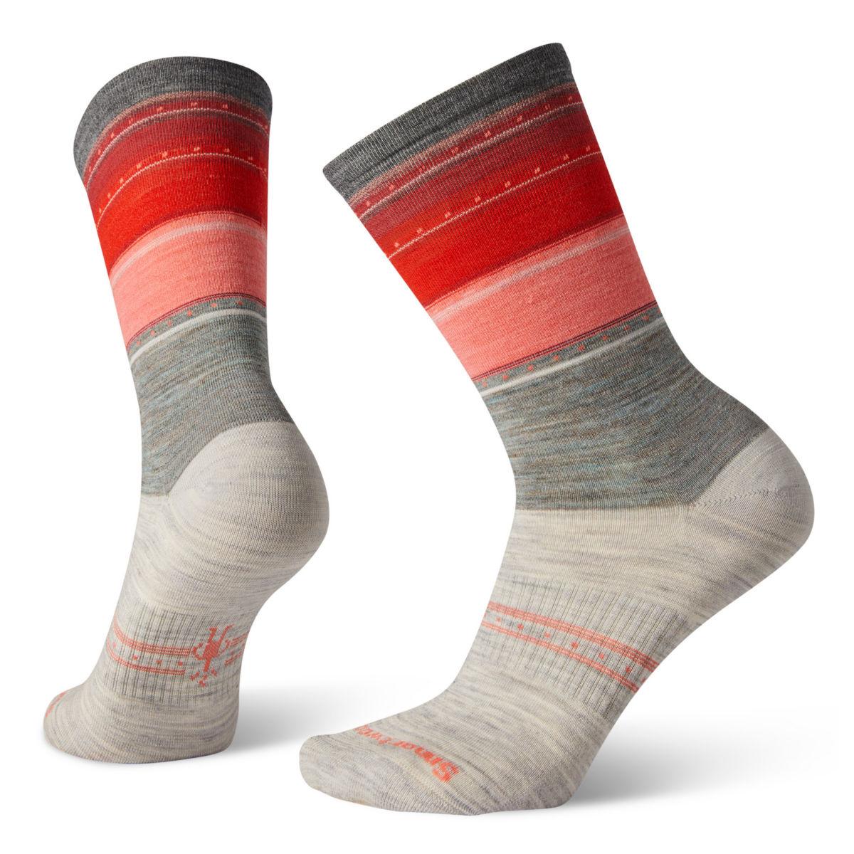 Smartwool® Sulawesi Stripe Crew Socks - image number 0