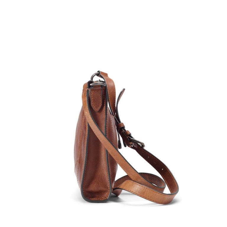 Frye®  Melissa Zip Crossbody Bag - COGNAC image number 1