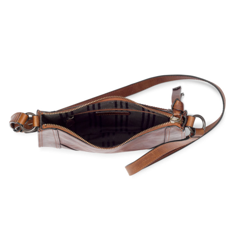 Frye®  Melissa Zip Crossbody Bag - COGNAC image number 2