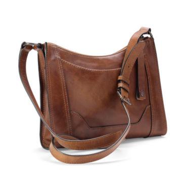 Frye®  Melissa Zip Crossbody Bag - COGNAC image number 0