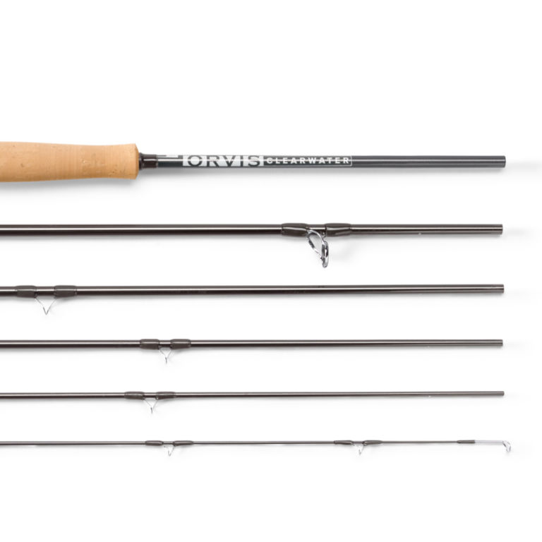 Clearwater® 6-Piece Fly Rod -  image number 1