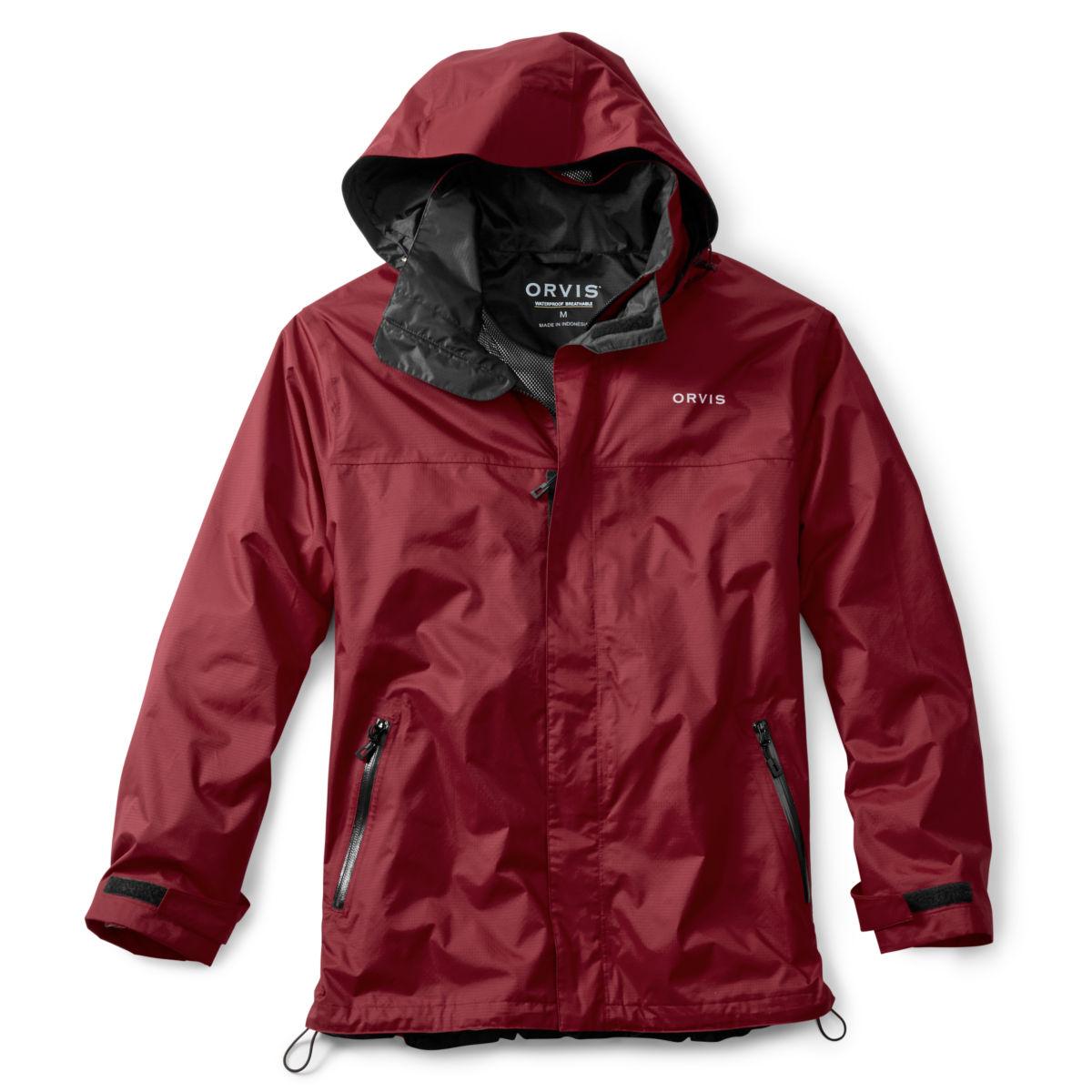 Orvis Waterproof Rain Jacket - REDimage number 0