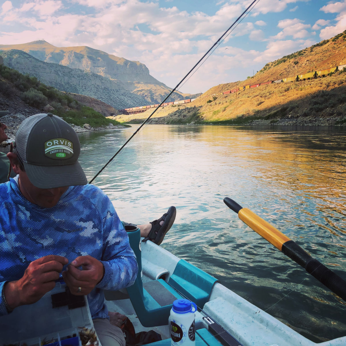 Dunoir Fishing Adventures, WY - image number 0