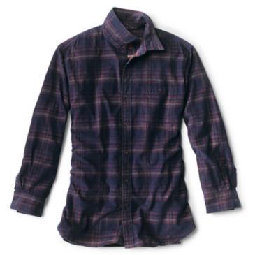 Field Yarn Dye Cord Shirt -