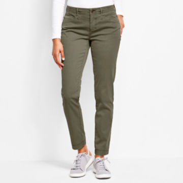Everyday Girlfriend Ankle Chinos -  image number 0