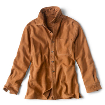 Suede Overshirt -  image number 0