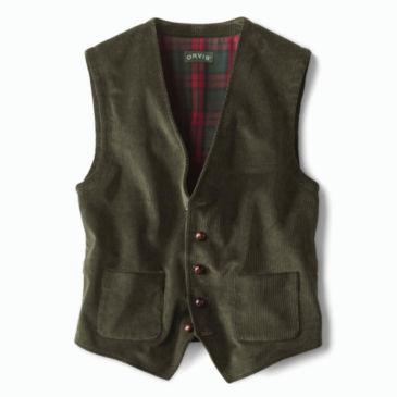Corduroy Vest -
