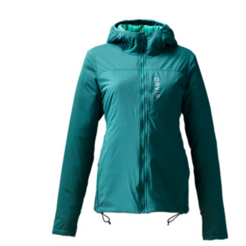 Women's PRO Insulated Hoodie - DRAGONFLY image number 1