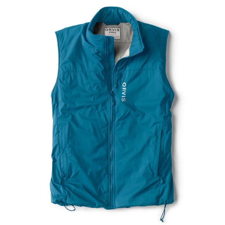 Men's PRO Insulated Vest - EVENING BLUE image number 0