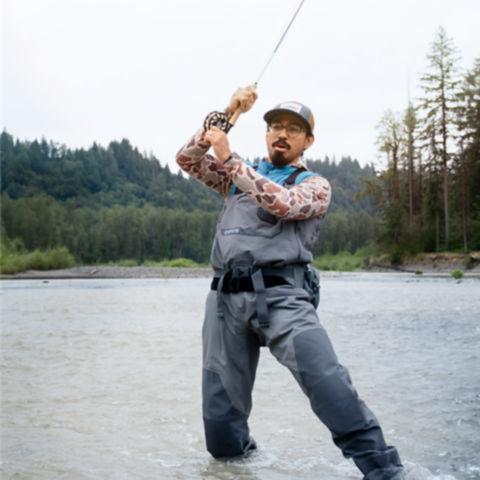 Grand Rhonde fishing trip