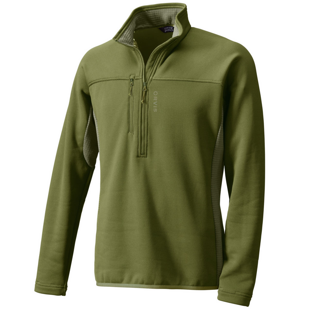 Men's PRO Half-Zip Fleece - image number 0