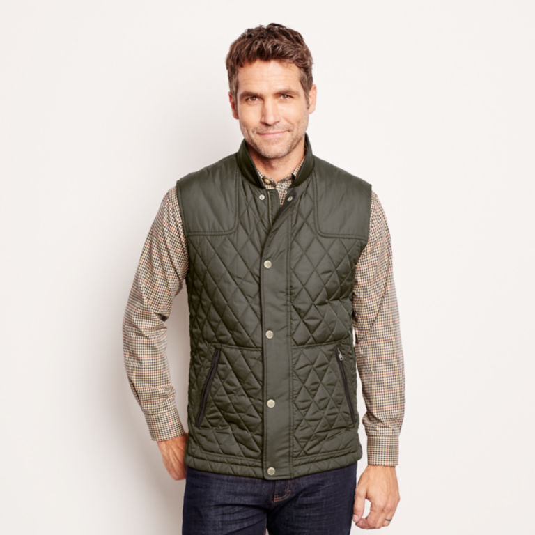 RT7 Quilted Vest -  image number 1