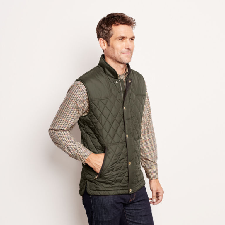 RT7 Quilted Vest -  image number 2