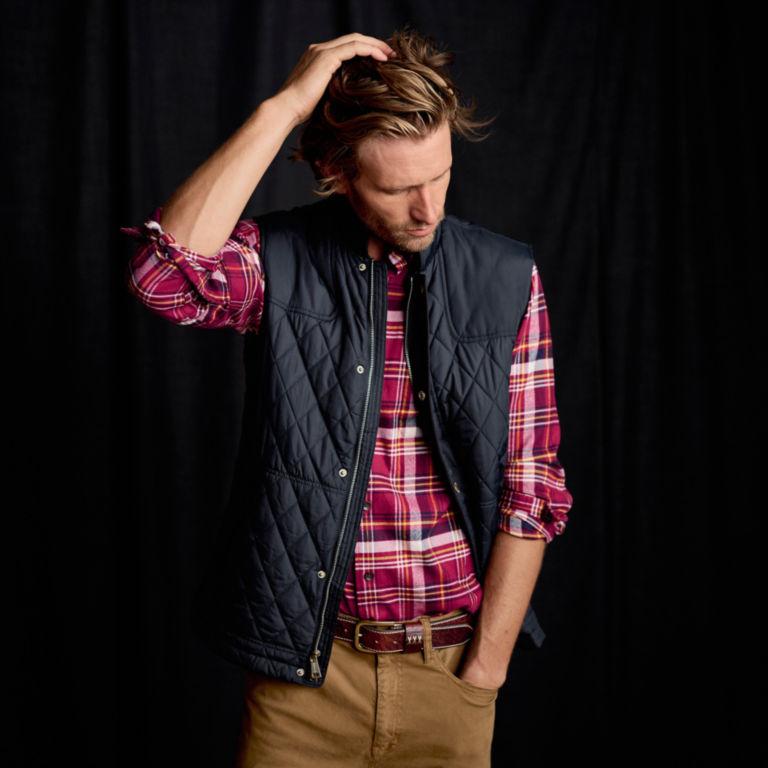 Lodge Flannel Long-Sleeved Shirt -  image number 1