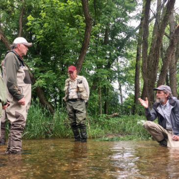 Boiling Springs, Pennslyvania Fly-Fishing School -